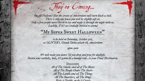 Halloween Partido